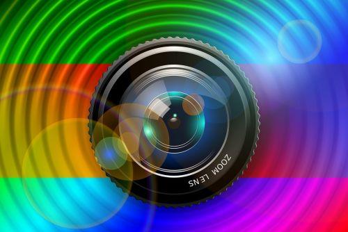 lens camera photographer