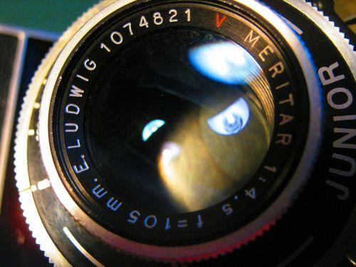 lens cameras meritar
