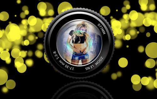 lenses photograph camera lens