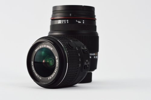 lenses  nikon  camera