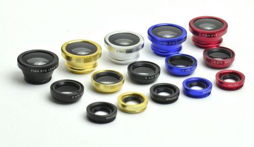 lenses macro micro