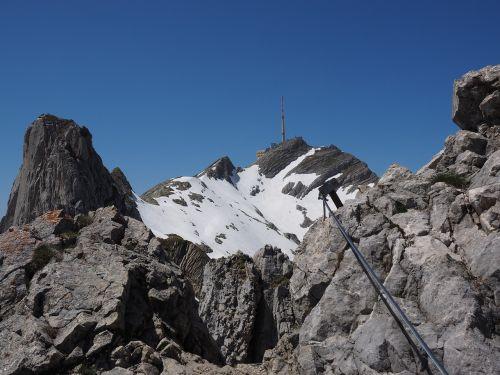 lenses ridge climbing scramble