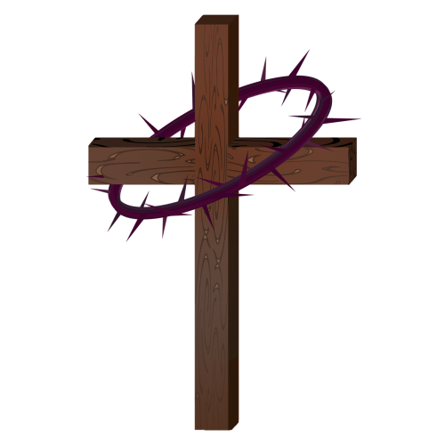 lent clipart cross