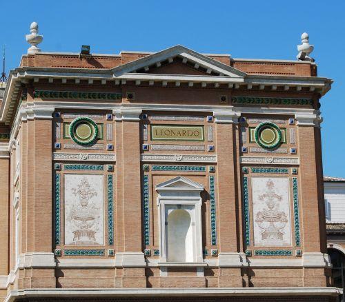 leonardo palazzo vatican museums
