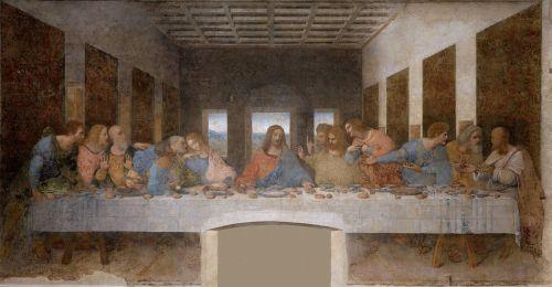 leonardo da vinci the last supper the last meal