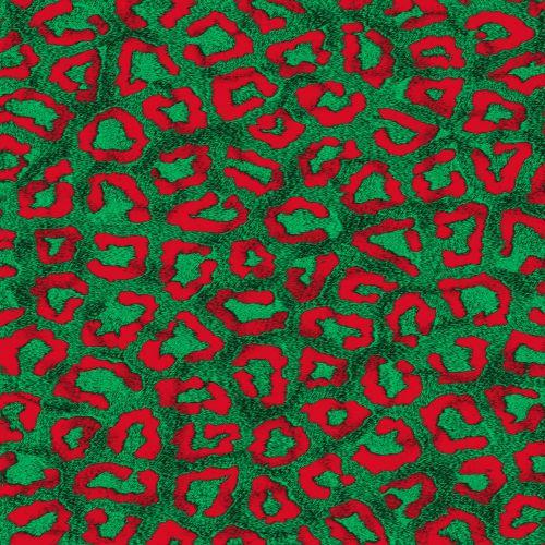 Colored Leopard # 2