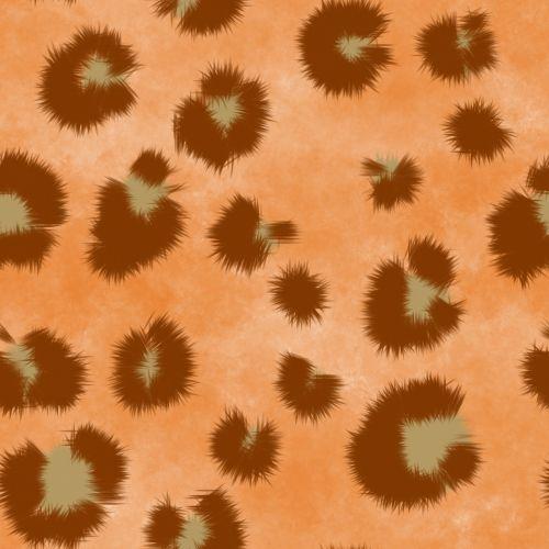 Leopard Print Tile