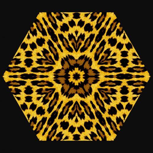 Stylized Leopard (3)