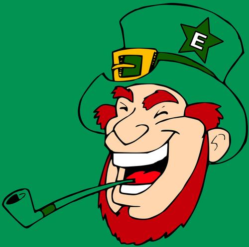 leprechaun  esperanto  ireland