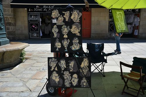 The Caricatures