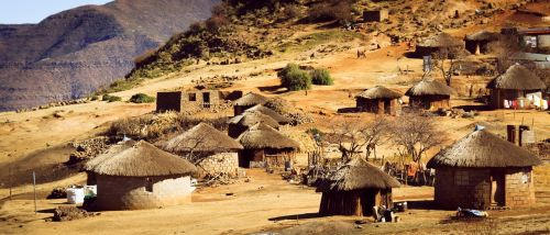 lesotho africa cabins