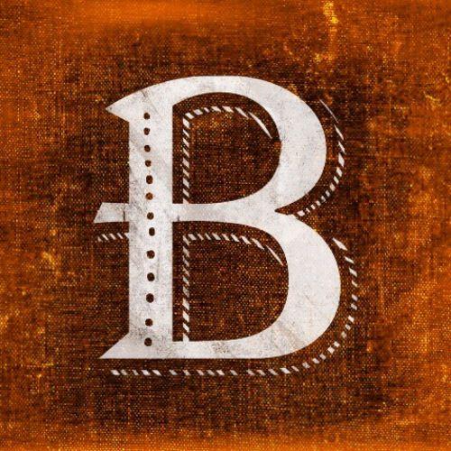 letter alphabet b