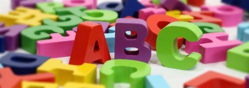 letter learn read