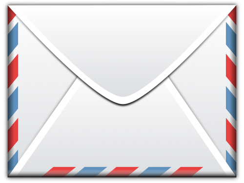 letter mail email