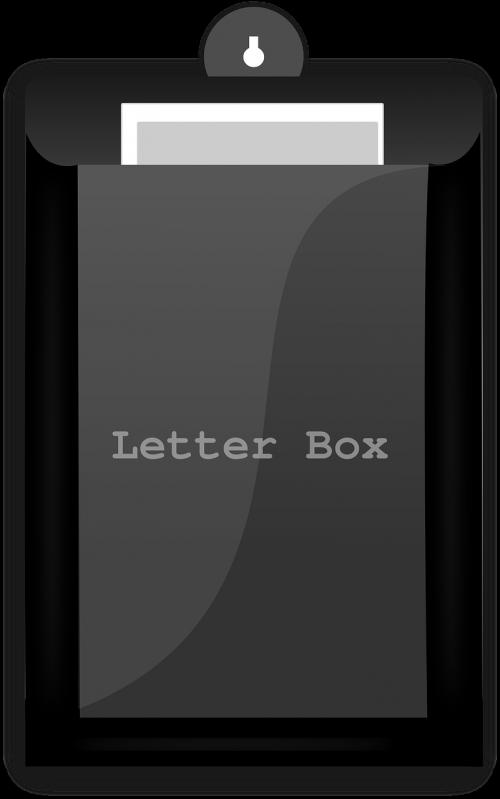 letter box mailbox