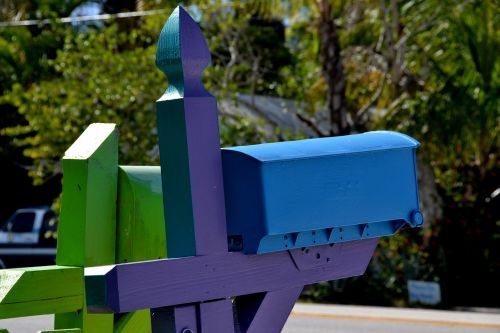letter mail mailbox