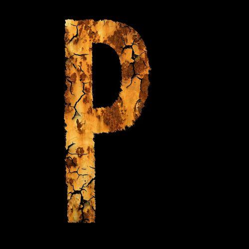 letter stainless font