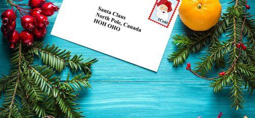 letter santa christmas