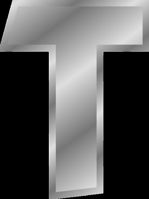 letter t letter t