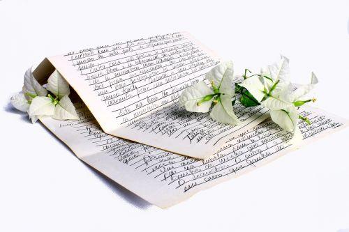 letter declaration of love love