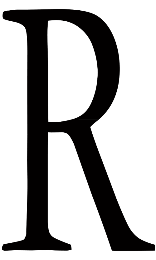letter r alphabet