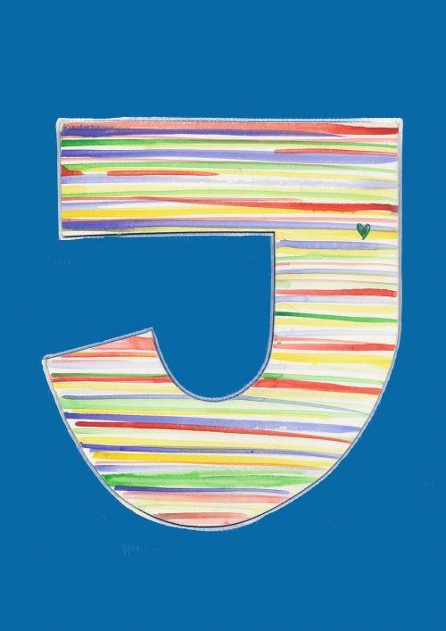letter j alphabet