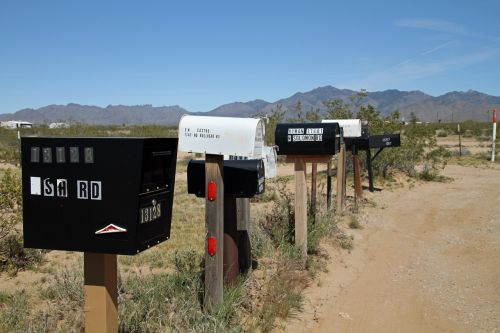 letter box us mail