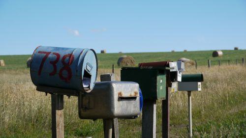 letter boxes australia wasteland