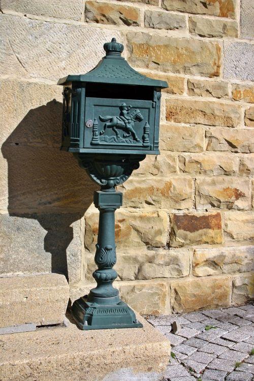letter boxes mailbox nostalgic