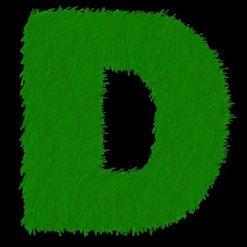 raidė d,laiškas,d,abėcėlė,žalias,žolė,Prato,gamta,energijos taupymas,echo,ekologiškas