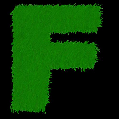 raidė f,laiškas,f,abėcėlė,žalias,žolė,Prato,gamta,energijos taupymas,echo,ekologiškas