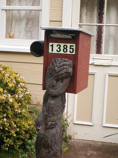 letterbox door mailbox