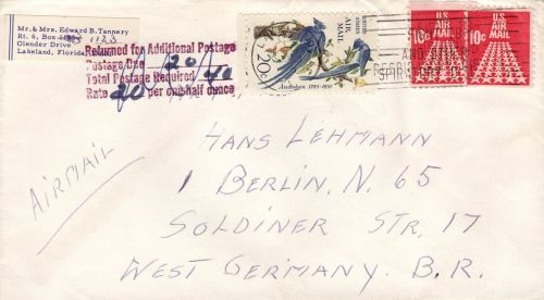 letters air mail envelope