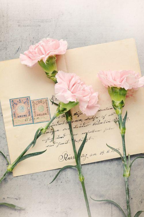 letters envelope old