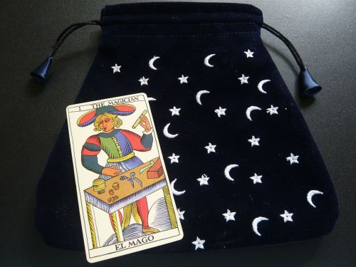 letters tarot fortune telling