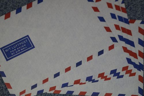 letters air letter air mail