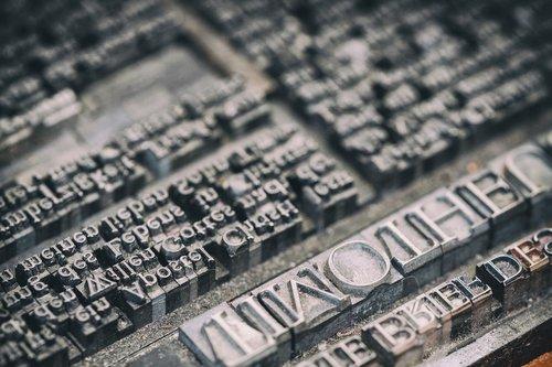 letters  pressure plate  pressure