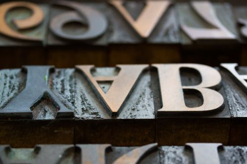 letters wooden alphabet letters mirrored