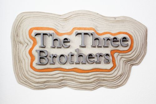 letters text the three brothers