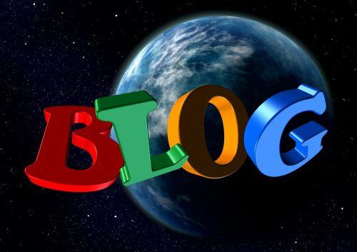 letters blog internet
