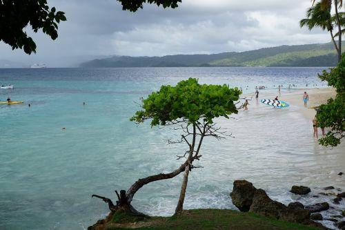 levantado beach caribbean