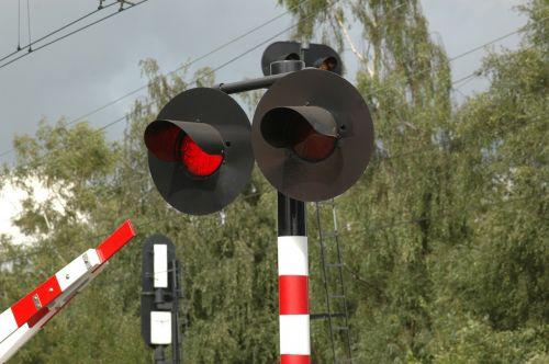 level crossing railway crossing train