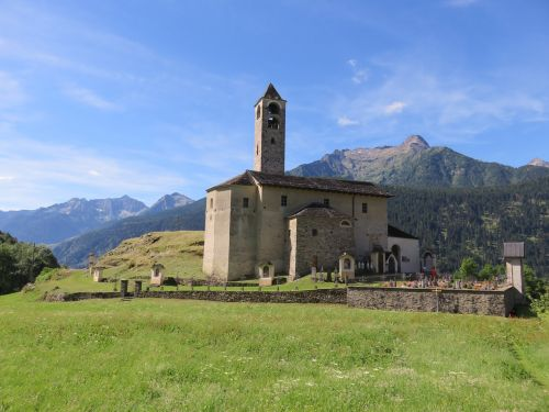 leventina stada alta church