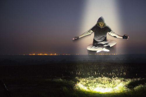 levitation city flying