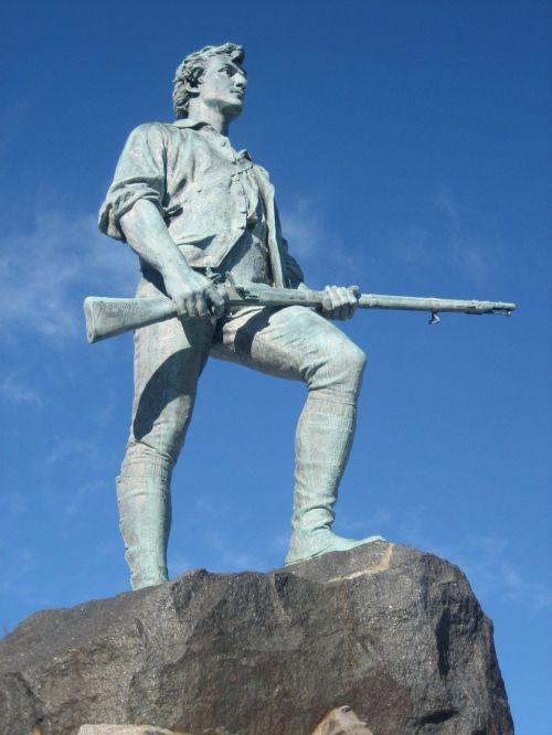 lexington massachusetts american revolution