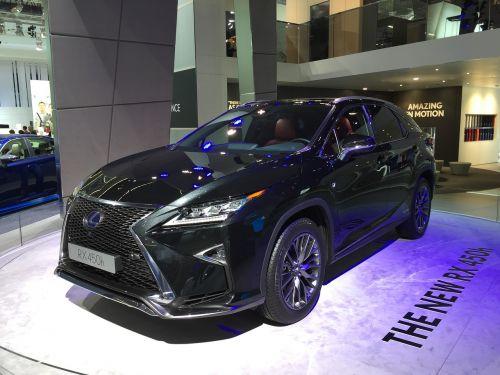 lexus rx 450 h hybrid