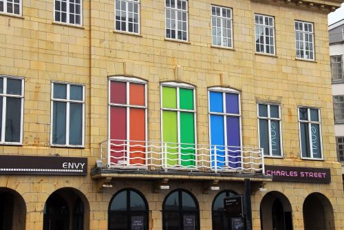 lgbtq rainbow colors pride