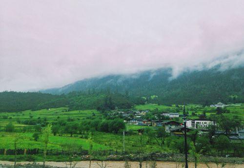 lhasa nyingchi prairie
