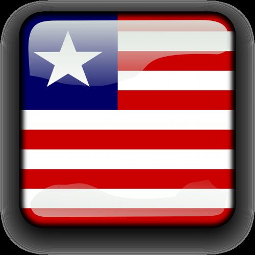 liberia flag country