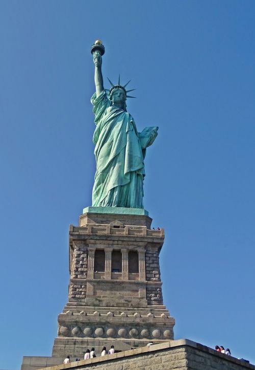 america statue of liberty newyork